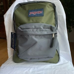 Jansport two tone Backpack